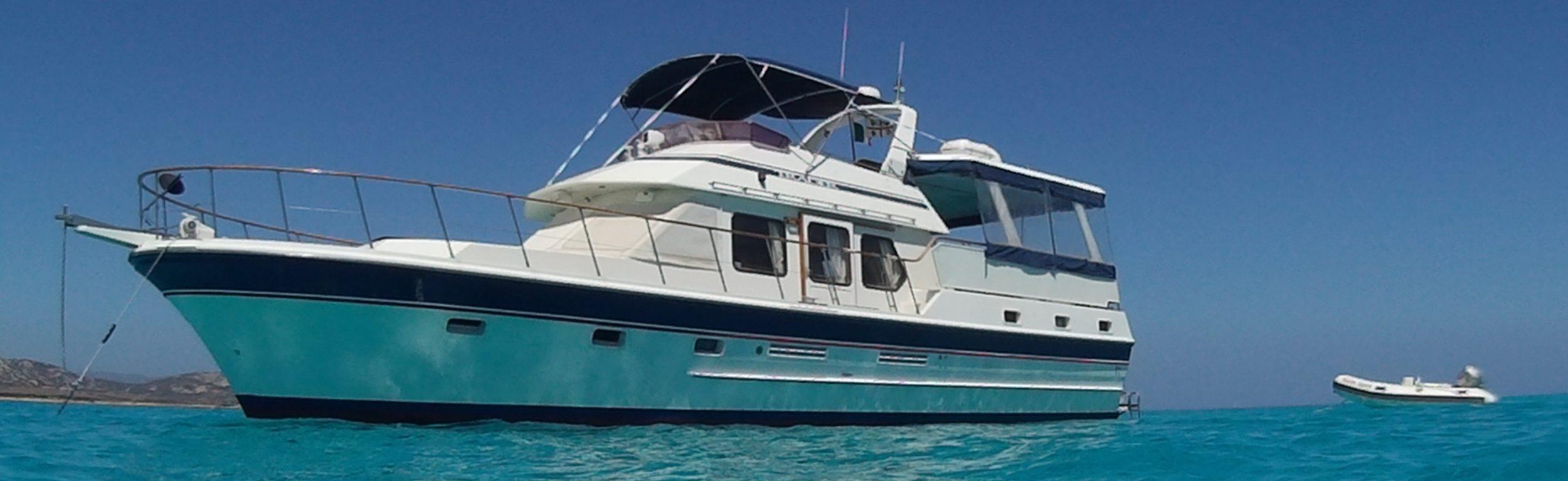 Trader 50 motoryacht for sale: 140.000,- €