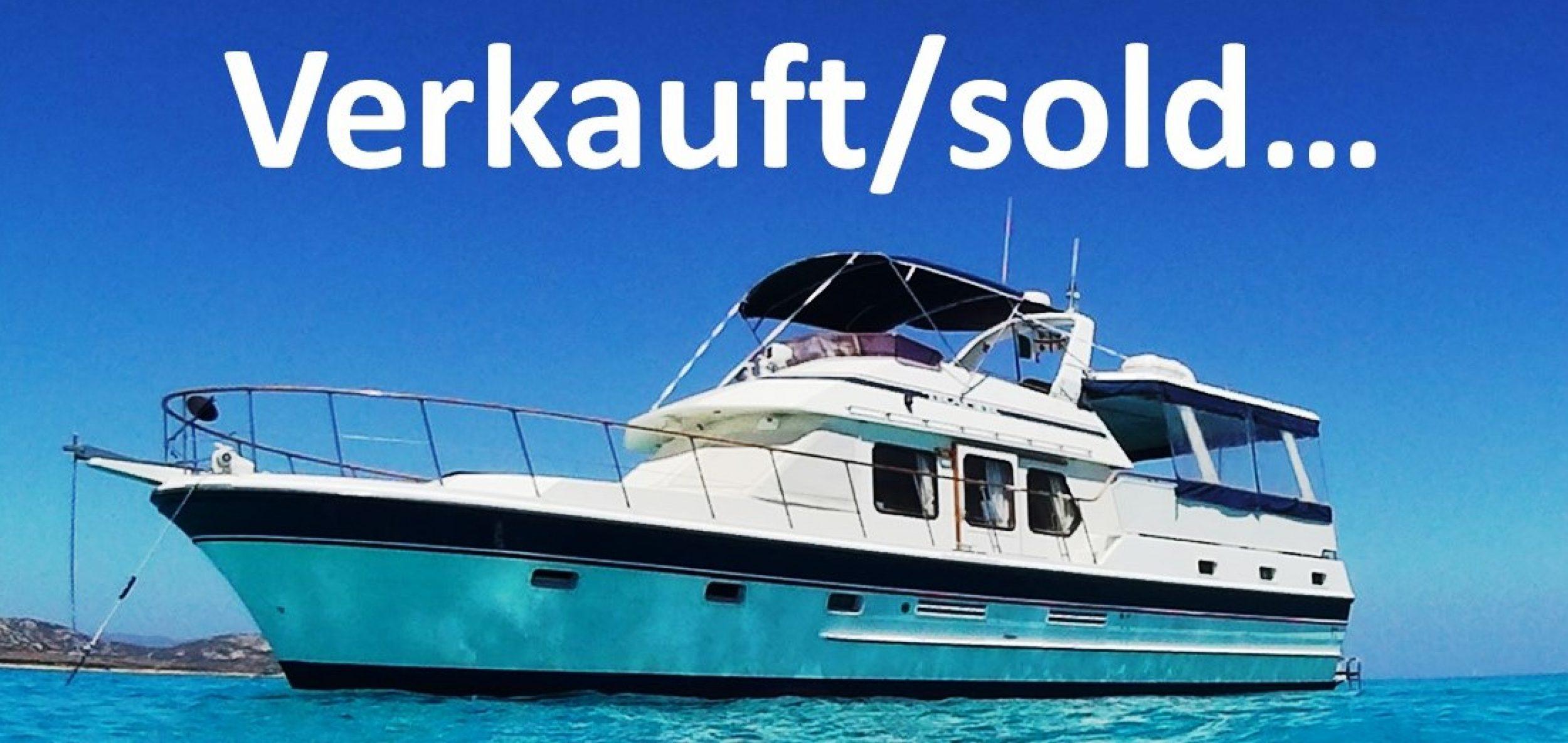 Trader 50 motoryacht